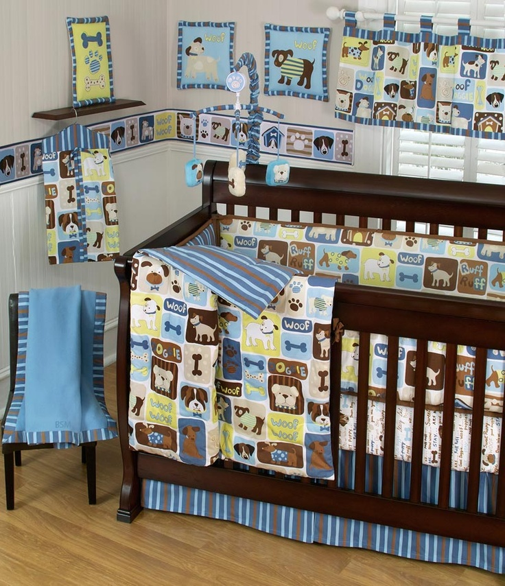 1000 images about baby nursery kid 39 s room ideas on for Dog themed bedroom ideas