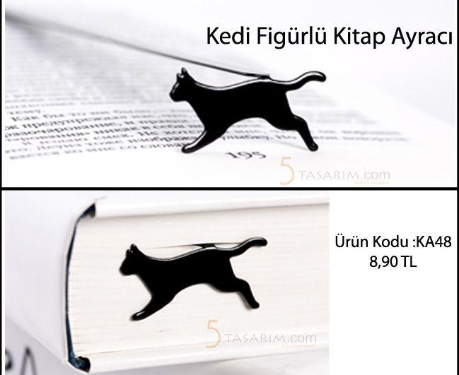 yeniyıl hediyesi kedili kitap ayracı modelleri ve fiyatları