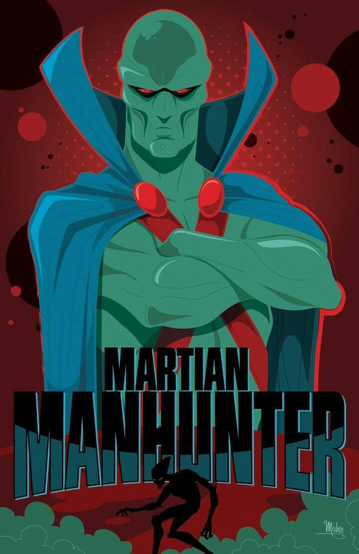 Detective marciano/ poster
