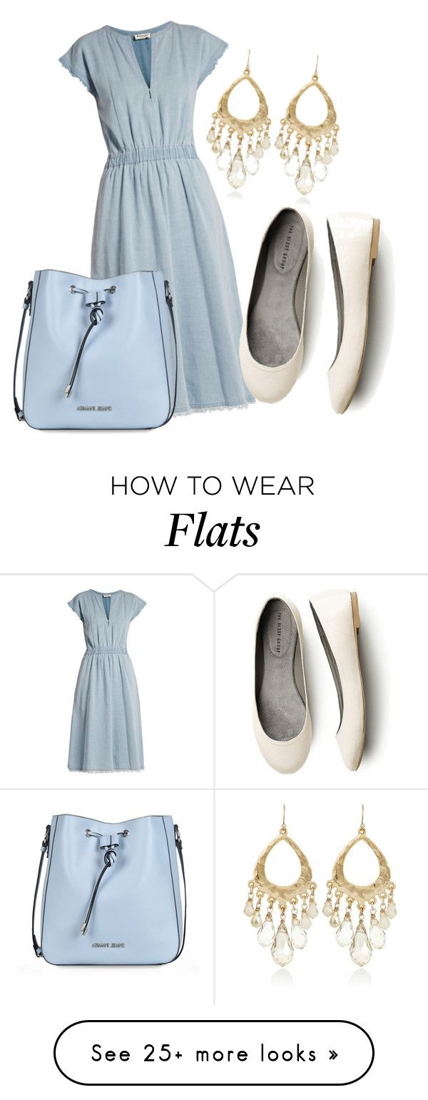 """""""Untitled #2351"""" by faeryrain on Polyvore featuring MASSCOB, White House Black Market and Armani Jeans"""