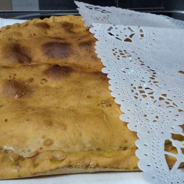 Las empanadas veganas de El Perro Gamberro