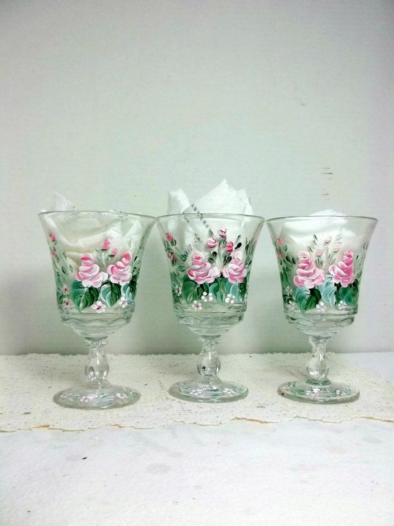 Glass Drinking Glasses Wine Glasses Tableware Serve Hand