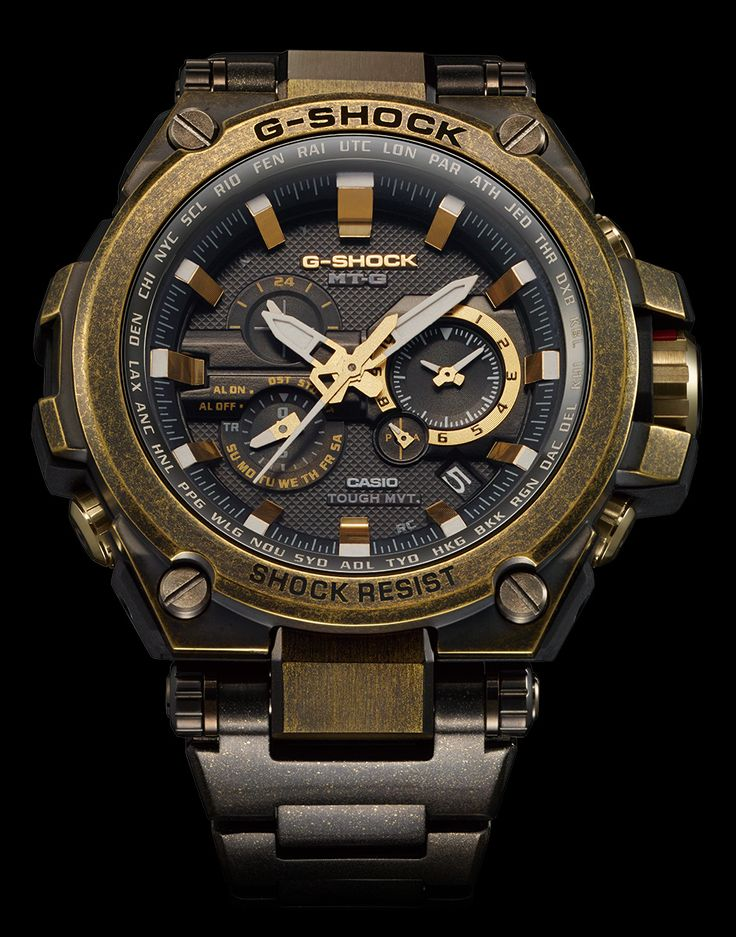 G-SHOCK - PRODUCTS - BASELWORLD 2014 - CASIO