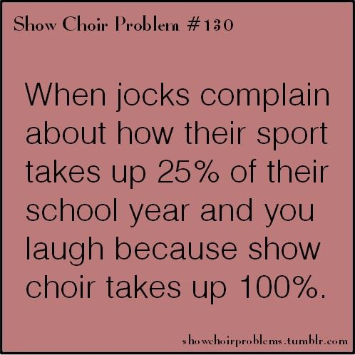 Show Choir Quotes For Girls. QuotesGram