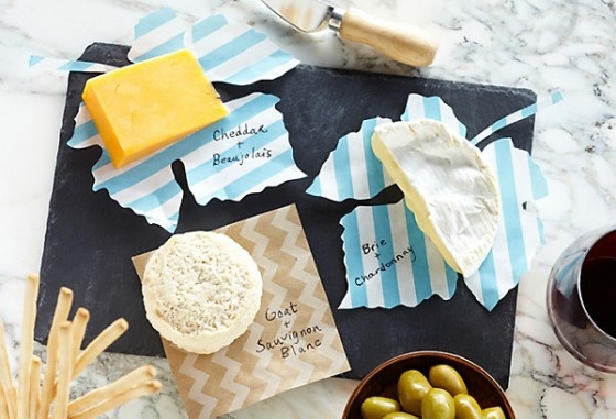 DIY: throw a wine and cheese tasting party