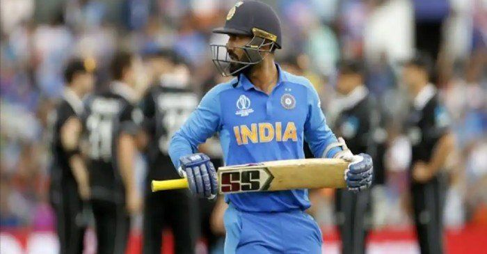 Dinesh Karthik Opens Up On Being Surprised When Asked To Bat At Five In 2019 Wc Semi Finals In 2020 Semi Final Indian Tops Finals