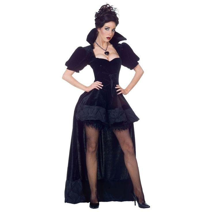 Snow White Evil Queen Costume Adult Sexy Halloween Fancy Dress #Underwraps