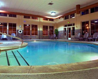 Hampton Inn & Suites Seattle-North/Lynnwood Hotel, WA - Indoor Swimming Pool