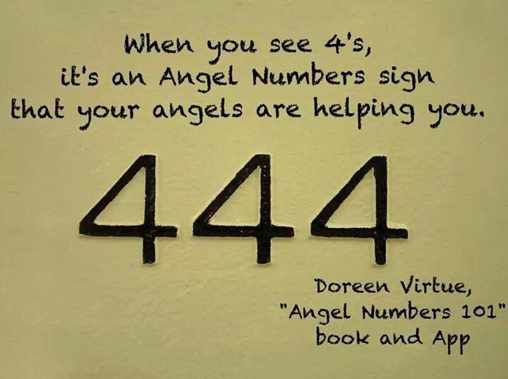 #DoreenVirtue #Angelnumbers