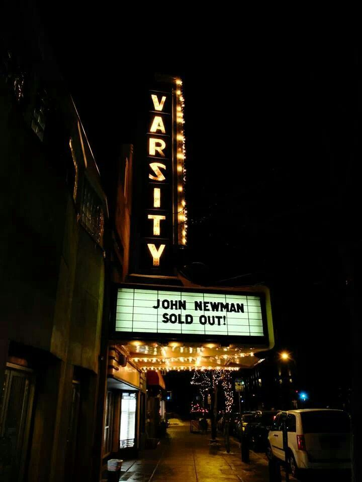 John Newman Sold Out!