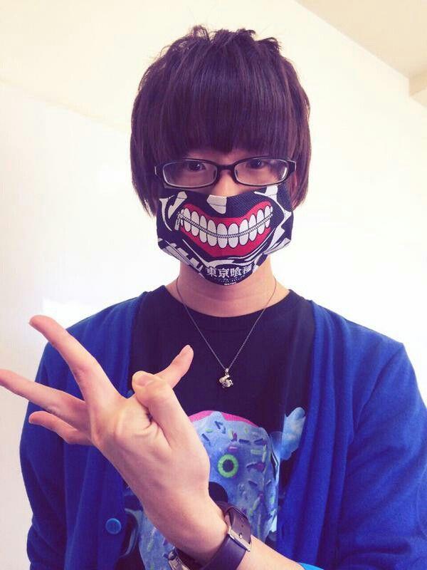 Hanae Natsuki (Kominato Haruichi/ Kaneki Ken)