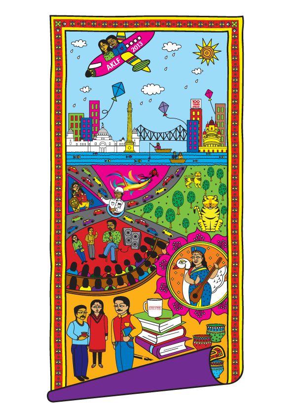 Theme for Apeejay Kolkata Literary Festival 2013