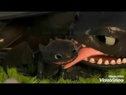 """Первые кадры из """"Как приручить дракона 3"""" (Жду заказы в описание)"""