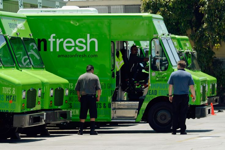 Amazon is shutting down its Fresh grocery delivery service in parts of at least nine states