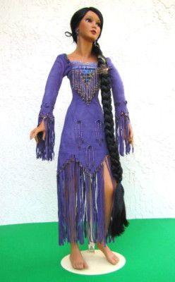 ashton drake native american dolls - Bing Images