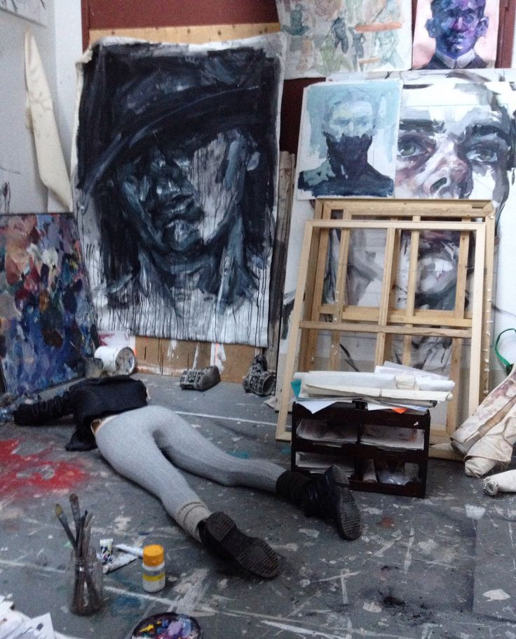 Passed out from all that painting. Tara Tominaga | Writing | Artist | Photographer www.taramtominaga.com