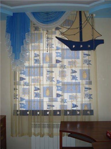 Habitacion ni o cortinas pinterest curtains - Cortinas para cuarto ...