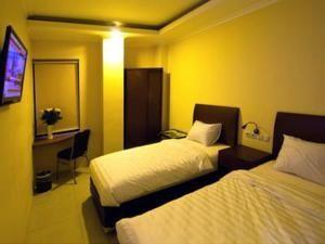 Room Twin Bed Hyper Inn