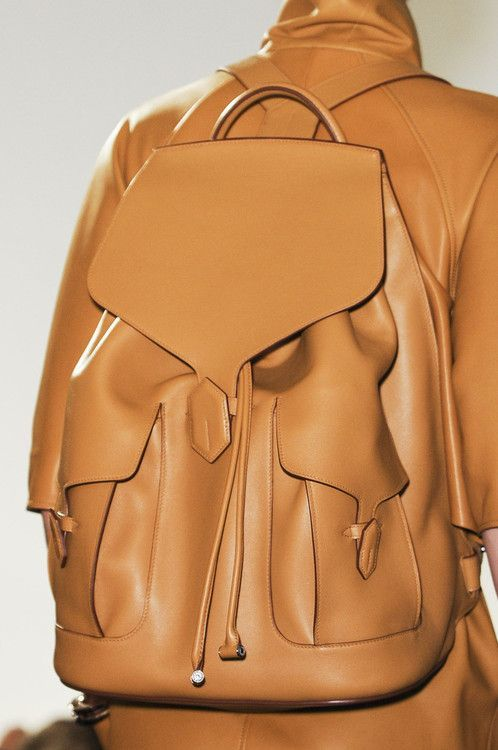 Hermès backpack (2013)  - this is the first backback I would actually consider wearing