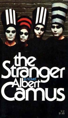 Most of us have read The Stranger in high school.  If you did not, I suggest you read this immediately.  It goes by in a flash and it a classic story of an existential character who finds himself on trial for murder and condemned for his detached and nihilistic manner.