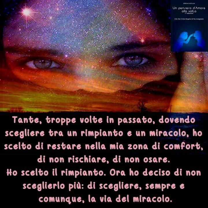 "Il pensiero del 21 Gennaio 2016 dal libro ""Un pensiero d'Amore alla volta"". www.unpensierodamoreallavolta.it"