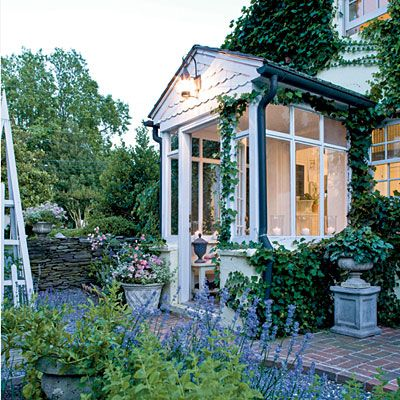 13. Boost Curb Appeal - 20 Easy Summer Upgrades for Outdoor Spaces - Coastal Living