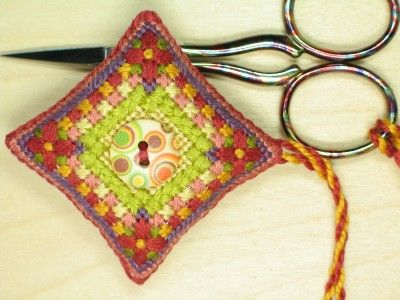 All Buttoned-Up Scissor Keepers