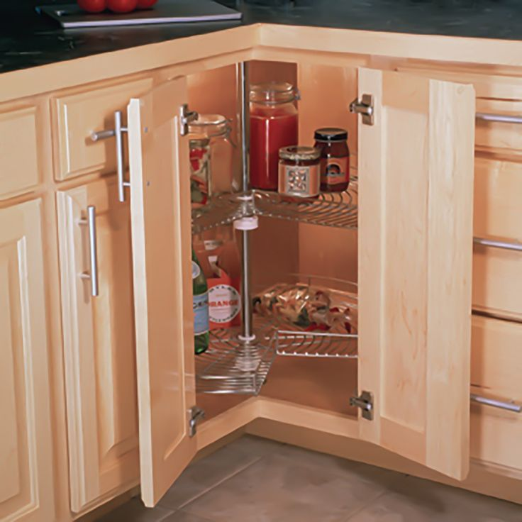lazy susans for kitchen cabinets in 2020 wire shelving lazy susan kitchen set cabinet on kitchen organization lazy susan cabinet id=97893