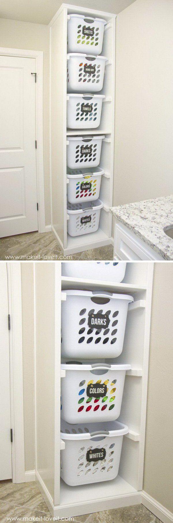 Best 25+ Cheap laundry baskets ideas on Pinterest | Hanging ...