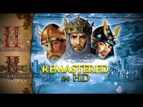 Age of Empires II: The Age of Kings, by Ensemble Studios