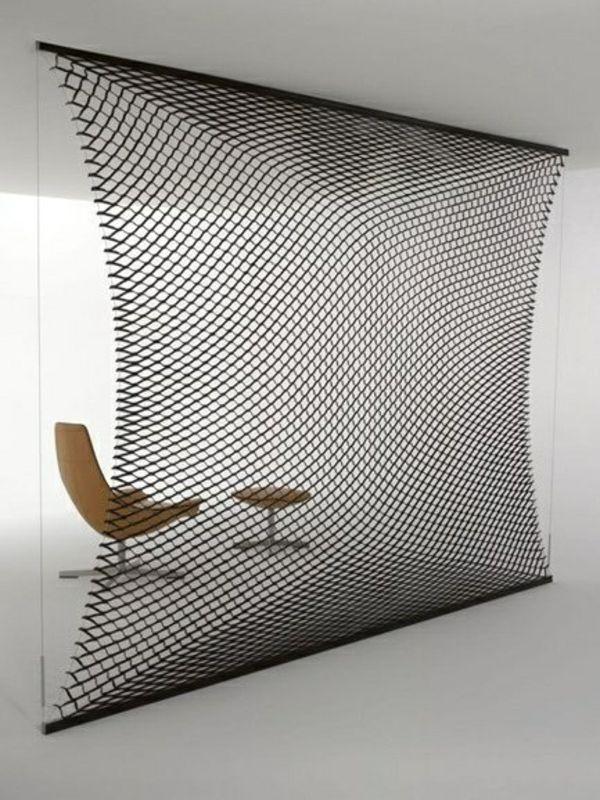 50 Raumtrenner Ideen und breiter Raum – so geht das! - http://freshideen.com/wohnzimmer-ideen/raumtrenner-ideen-regale-paravent.html