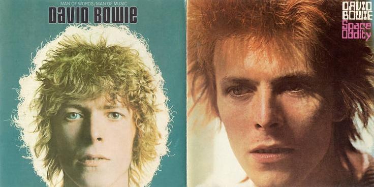 David Bowie (Londra, 8 gennaio 1947) - Space-Oddity (cover)
