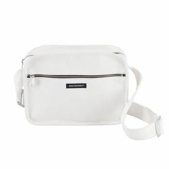 Marimekko White City Bag - Marimekko Shoulder & Messenger Bags