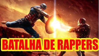 Espalh@Fatos: BATALHA DE RIMA TEM SUA PRIMEIRA EDIÇÃO EM CAÇADOR...
