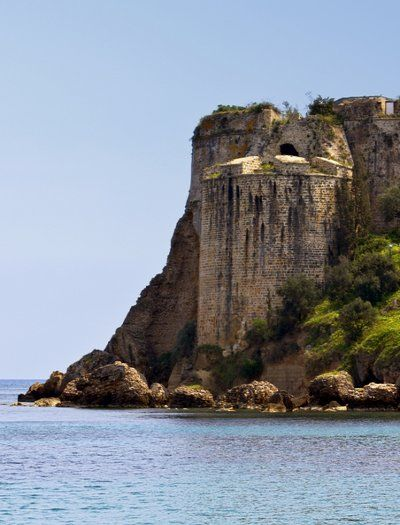 Castle of Koroni, Peloponnese, Greece