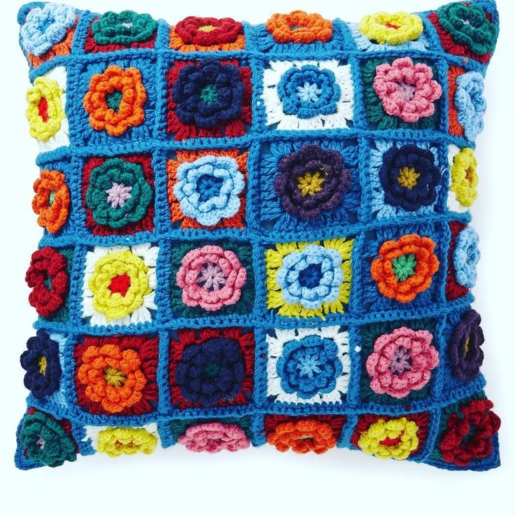 BHS crochet cushion number 2 this one is out of stock online #crochetaddict #crochetcushion #crochetpillow #grannysquares #grannysquare #grannysquares #thesunroomuk #crochetersofinstagram #instacrochet #ilovegrannysquares #ilovecrochet #grannytastic #grannymania #etsyshop #etsyseller #etsyshopowner #thesunroomuk.etsy.com #crochetchic #crochetlife #retrocrochet by thesunroomuk