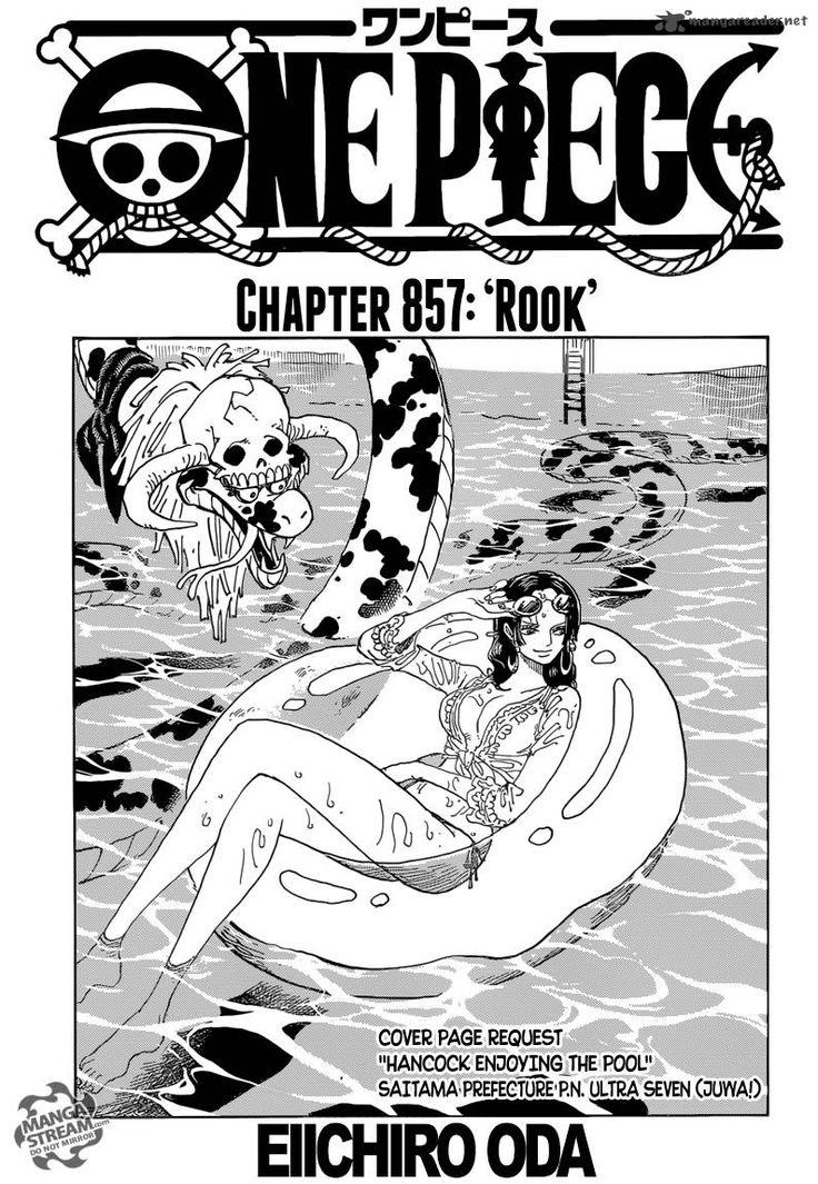 One Piece 857 : Rook