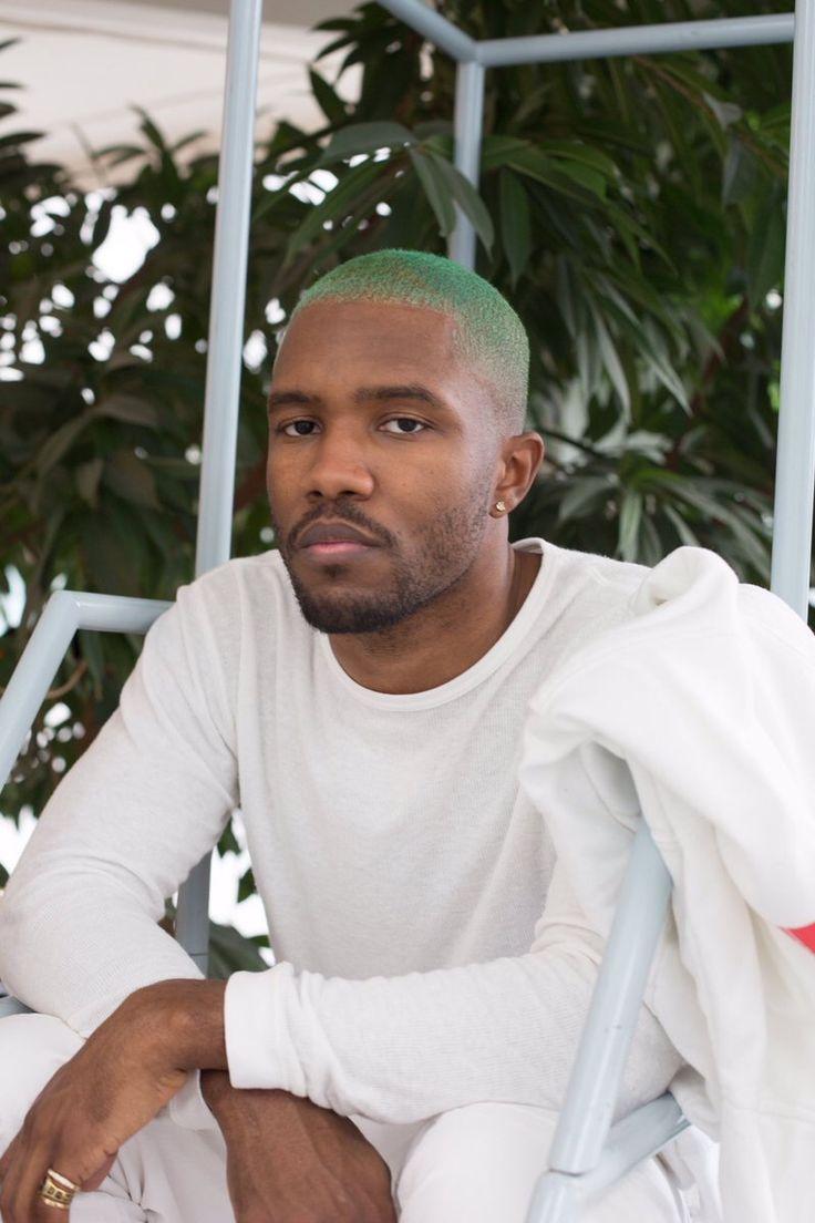 Frank Ocean Haircut Best Ocean 2018