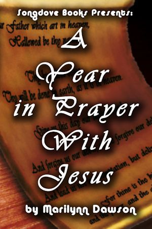 """Very pleased to have """"A Year in Prayer With Jesus"""" featured on ALTARWORK.com!  Click through to check out the feature, and then go ahead and browse the rest of their site.  If you're a creative yourself and a believer in Jesus Christ, you may wish to be featured on this site too."""