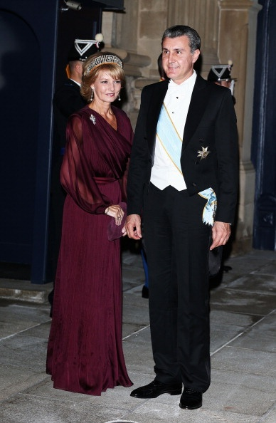 Princess Margarita of Romania and Prince Radu