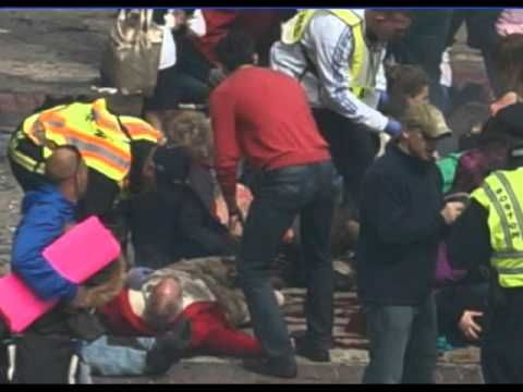 Boston Marathon Bombing False Flag – It's Time To Unite
