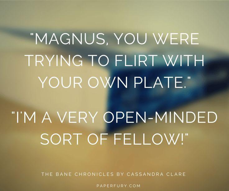 magnus bane quotes funny