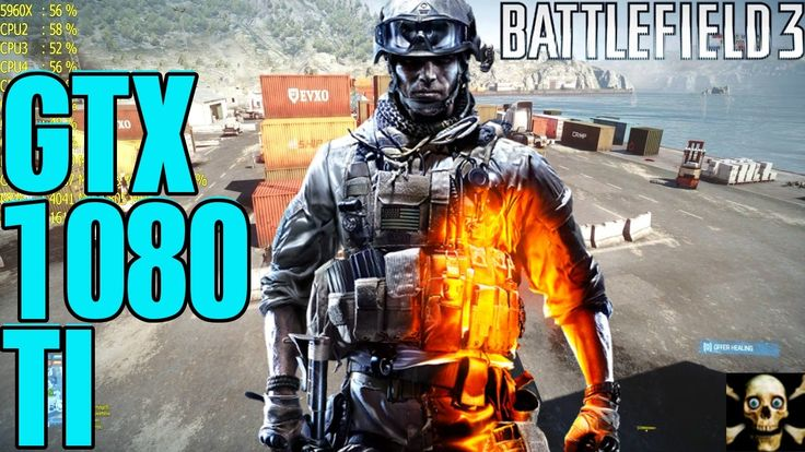 Battlefield 3 Multiplayer Gtx 1080 TI Fps Performance Ultra!! 3440X1440