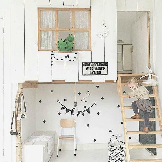 1564 best habitaciones infantiles y dormitorios para ni os - Habitaciones decoradas para ninos ...