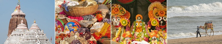 Come to India, the land of mystery and history. The holy city of Puri is one of the sacred Char Dhams (four sacred places) of India and is in the eastern coastal state, Odisha.  It's a place dominated by two forces, God and Mortals. Puri is primarily known for the world-famous Jagannath Temple and its beautiful beaches.