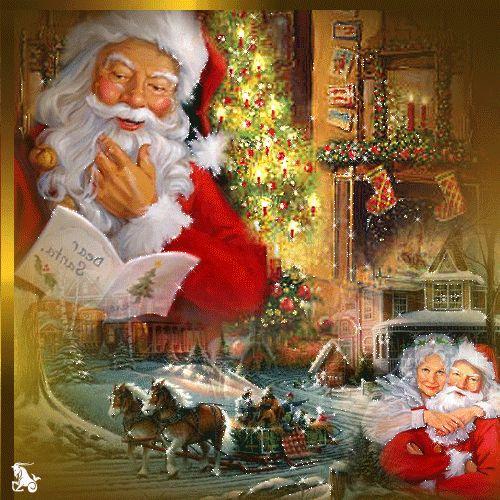 Wishing you a magical, Merry Christmas!