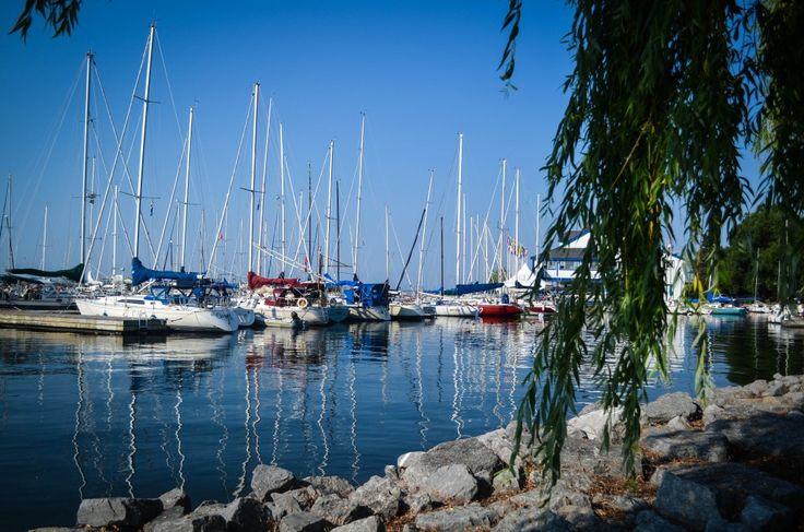 Kingston Harbour | Kingston, Ontario.