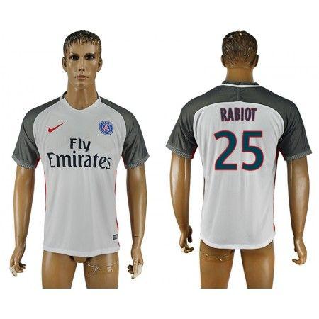 PSG 16-17 #Rabiot 25 TRödjeställ Kortärmad,259,28KR,shirtshopservice@gmail.com