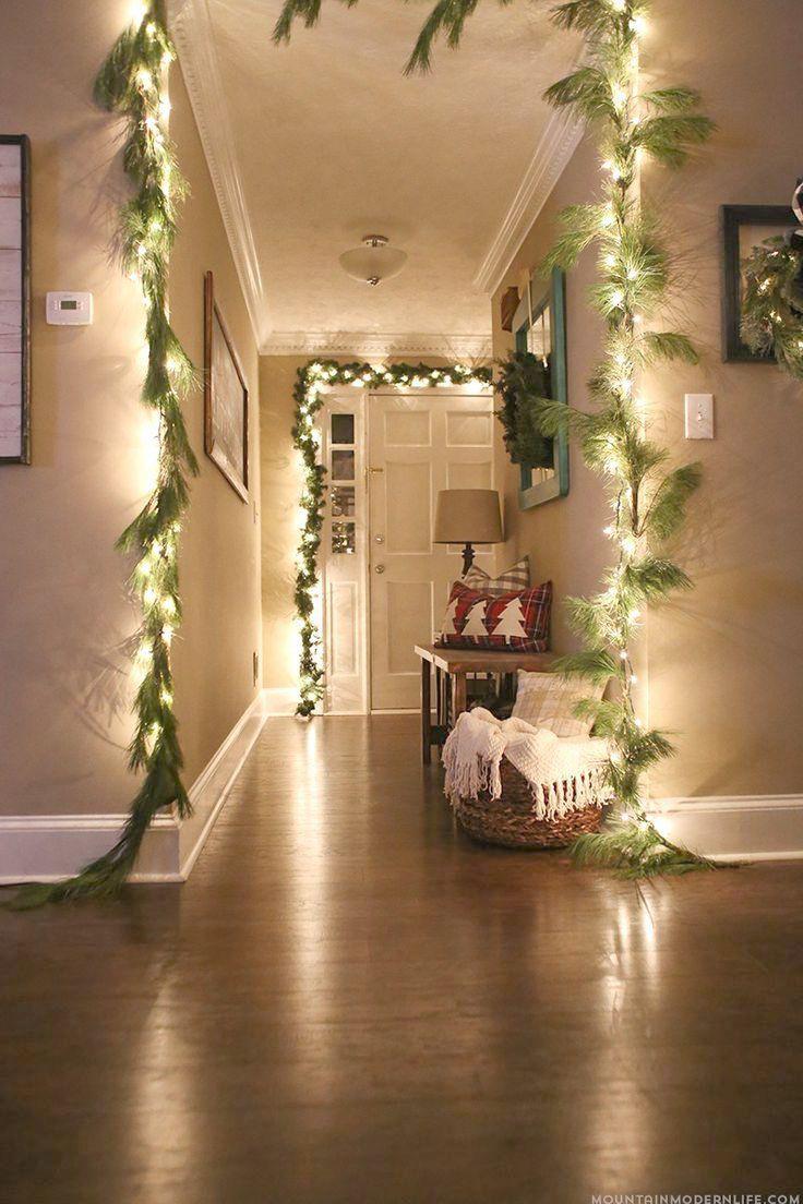 Pinterest Christmas Decorating Ideas For Outside Amid Christmas Decorating Ideas For Christmas Apartment Indoor Christmas Decorations Farmhouse Christmas Decor