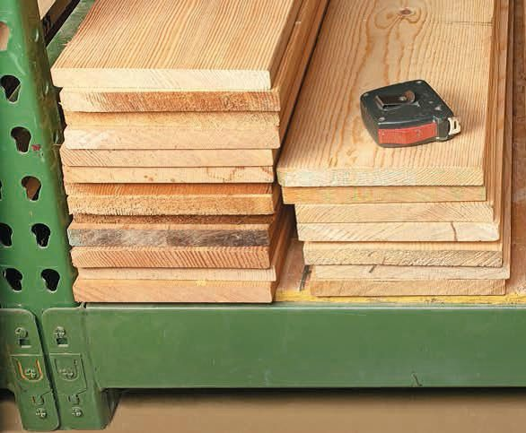 How to Select the Best Materials and Get Them Home Safely: Pick Your Wood & Find the Best Boards